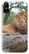 Mr Majestic IPhone Case