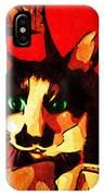 Mr. Wiggins IPhone Case