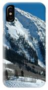Mt Crested Butte IPhone Case