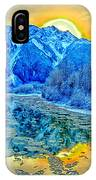 Mt Currie Fantasy IPhone Case