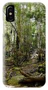 Mt Field Forest IPhone Case