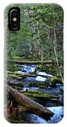 Mt Hood Wilds IPhone Case