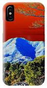 Mt Tamalpais From Another World IPhone Case