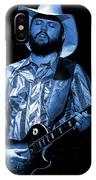 Mtb77#50 Enhanced In Blue IPhone Case