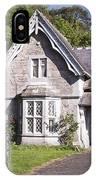 Muckross Cottage Killarney Ireland IPhone Case