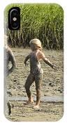 Mud Bath IPhone Case