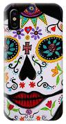 Muertos IPhone Case
