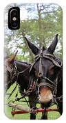 Mule Days 2 IPhone Case