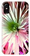 Multi Color Aster IPhone Case