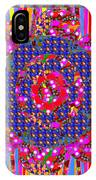 Multi Layered Colorful Flowers Christmas Wreath Style By Navinjoshi At Fineartamerica  IPhone Case