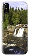 Multiple Waterfalls IPhone X Case