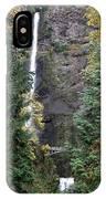 Multnomah Falls - 5 IPhone Case