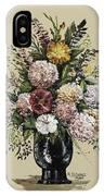 Mums Bouquet IPhone Case