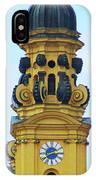 Munich Detail 1 IPhone Case