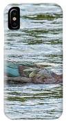 Muscovey Duck IPhone Case