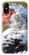 Muscovy Beauty IPhone Case