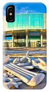 Museum Of Contemporary Art In Zagreb IPhone Case