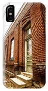 Museum Side Up IPhone Case