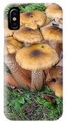 Mushrooms IPhone Case
