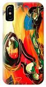 Music Jazz Saxophone IPhone Case