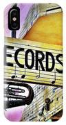 Its About Vinyl IPhone Case