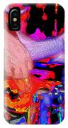 Music Out Of Metal IIia IPhone Case