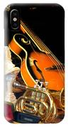 Musically Inclined IPhone Case