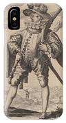 Musketeer IPhone Case