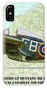 Mustang Mk Iv - Profile Art IPhone Case