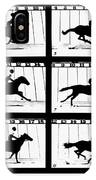 Muybridge: Horse IPhone Case