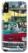 My Fathers' Cars IPhone Case