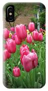 My Focus Was On The Tulips IPhone Case