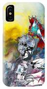 My Knight In Shining Armour IPhone Case