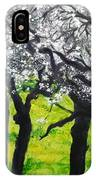 My Love Of Trees II IPhone Case