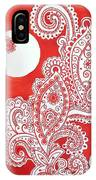 My Name Is Red IPhone Case