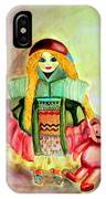 My Russian Doll IPhone X Case