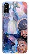 My Song Tribute To The Late Gerald Levert IPhone Case
