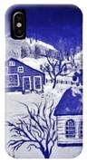 My Take On Grandma Moses Art IPhone Case