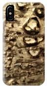 My Textured Stones C IPhone X Case