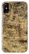 My Textured Stones D IPhone X Case