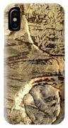 My Textured Stones E IPhone X Case
