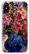 My Wildflowers IPhone Case