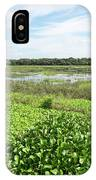 Myakka River And Marshes IPhone Case