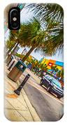 Myrtle Beach Shopping IPhone Case