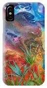 Mysteries Of The Ocean IPhone Case