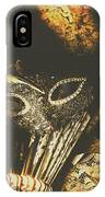 Mysterious Disguise IPhone Case
