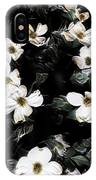 Mysterious Floral IPhone Case