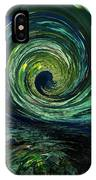 Mysterious Wave IPhone Case