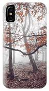 Mysterious Woods  IPhone Case