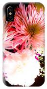Mystery Of A Flower IPhone Case